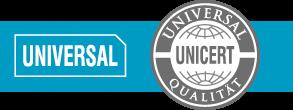Logo der Universal GmbH